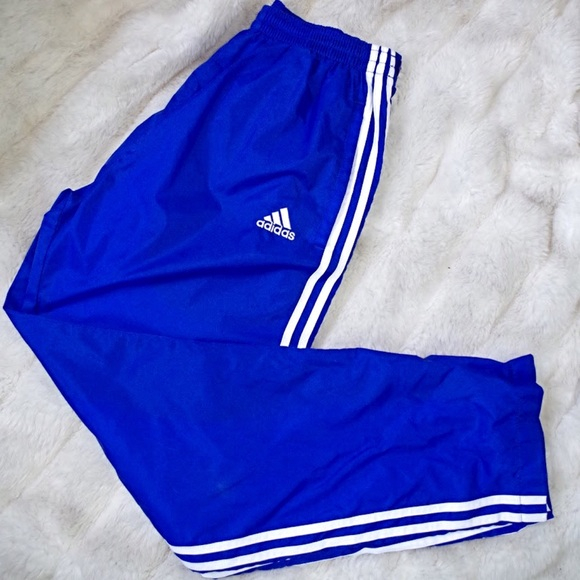 tranquilo fuente inicial  adidas 3 stripe pants royal blue off 69% - www.skolanlar.nu